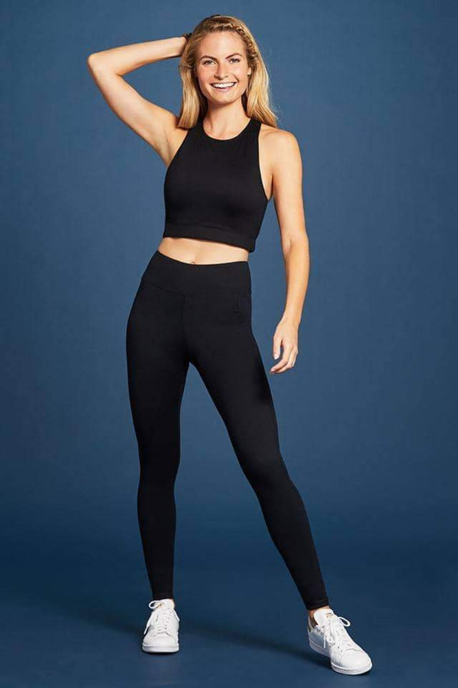 Esma Leggings | Black