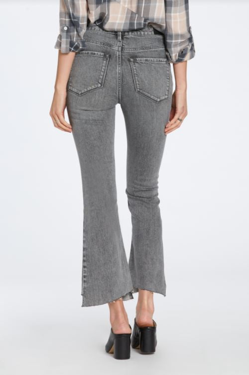 Jeanne Flare Cropped Jeans | Apollo