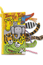 Soft Book Jungle Tails