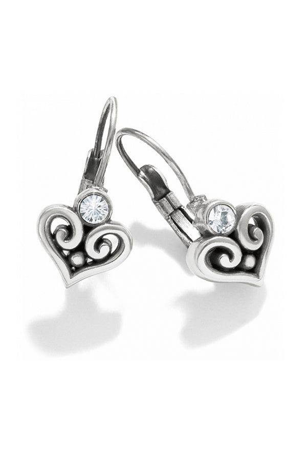 Leverback Earrings | Alcazar Hearts