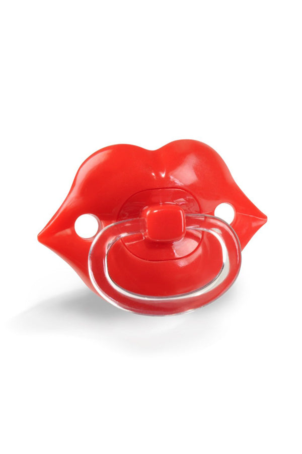 Chill Baby Pacifier | Zipper Pull