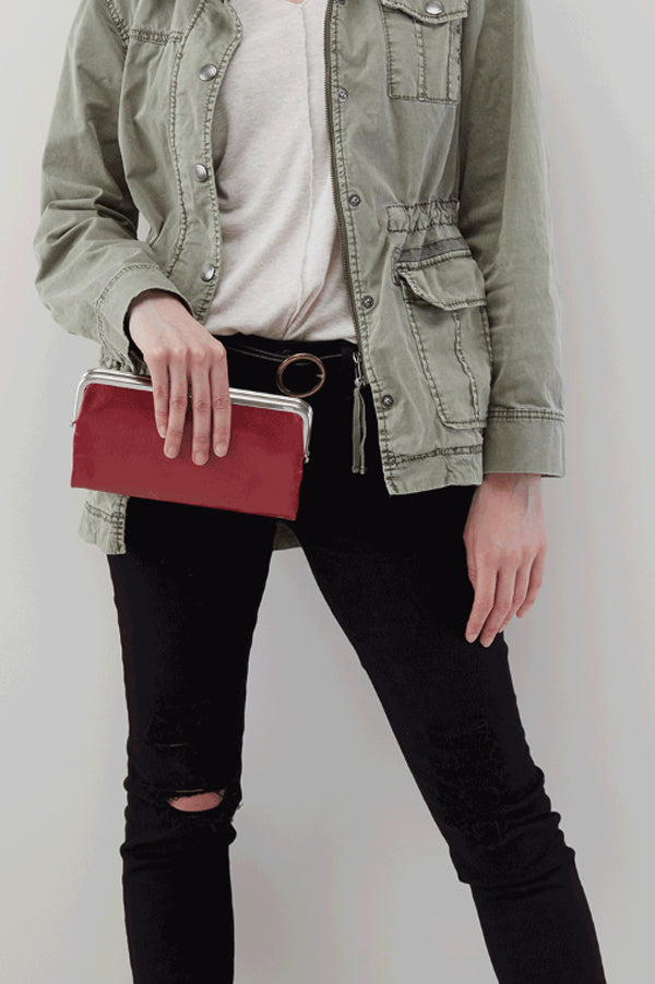 Lauren Clutch Wallet | Logan Berry