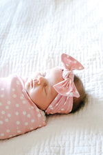 Knit Headband Bow | Lucy
