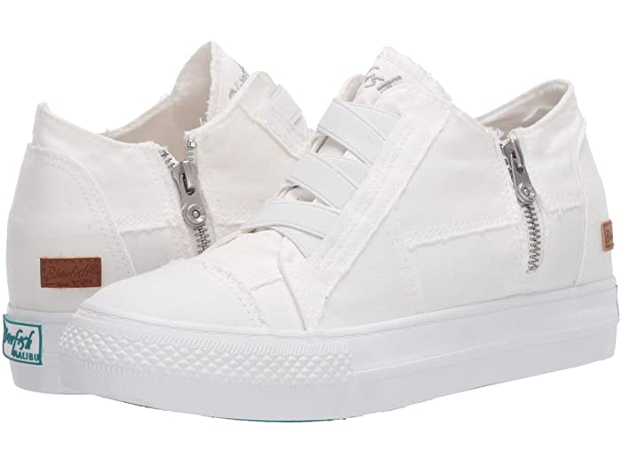 Mamba Sneakers | White Canvas