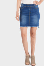 OMG Medium Denim Skirt