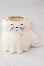Critter Folk Mug | Coffee Right Meow