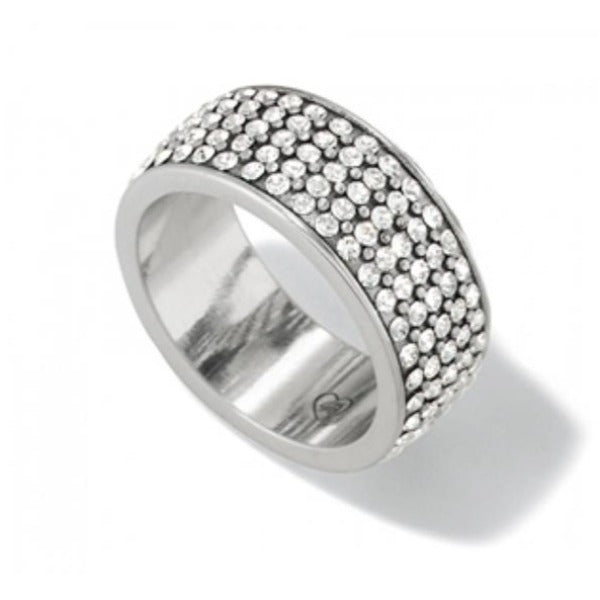 Meridian Ring | Silver