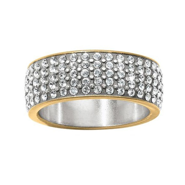Meridian Ring | Two Tone