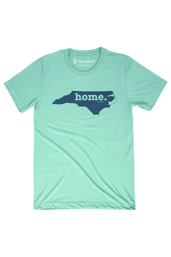 North Carolina Home T-shirt | Mint