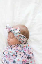 Knit Headband Bow | Morgan