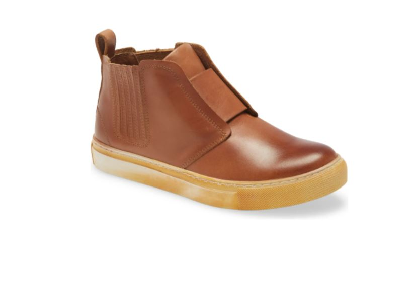 Neci Sneakers | Camel Leather