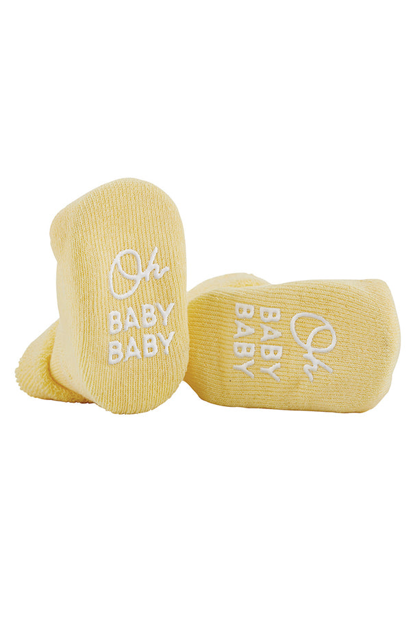 Baby Socks | Oh Baby Oh Baby