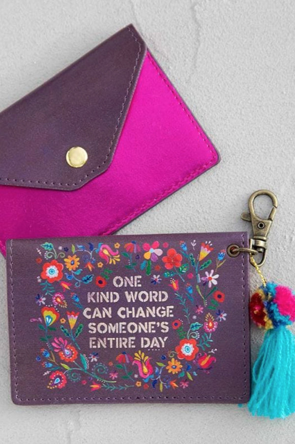 Card Holder | One Kind Word
