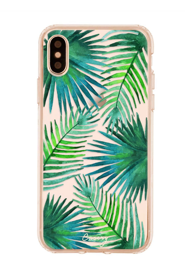 Protective Phone Cases | Palm Leaves