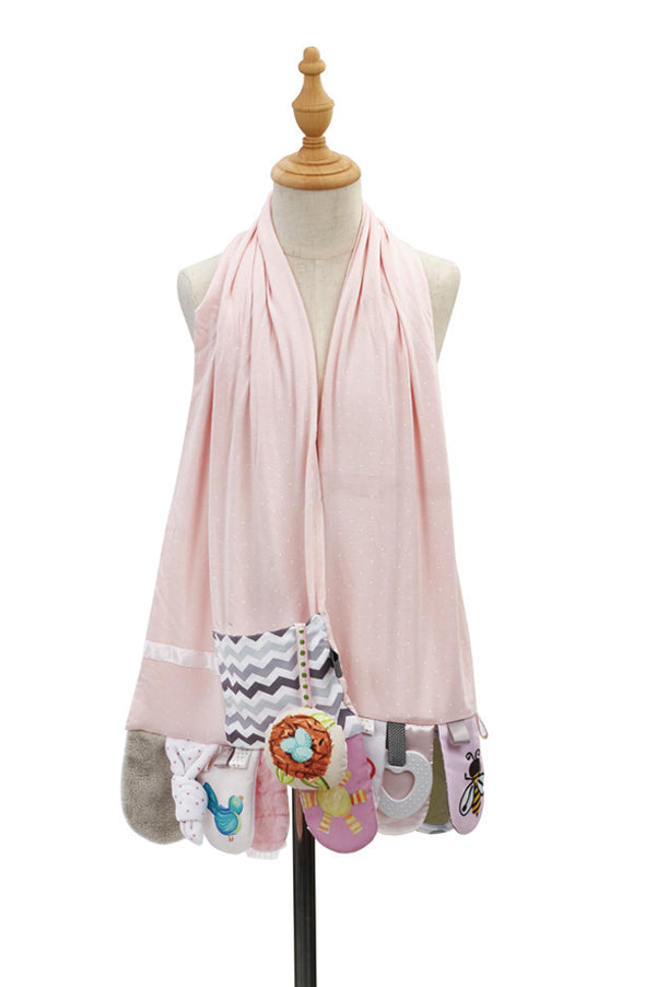 Activity Scarf | Pink