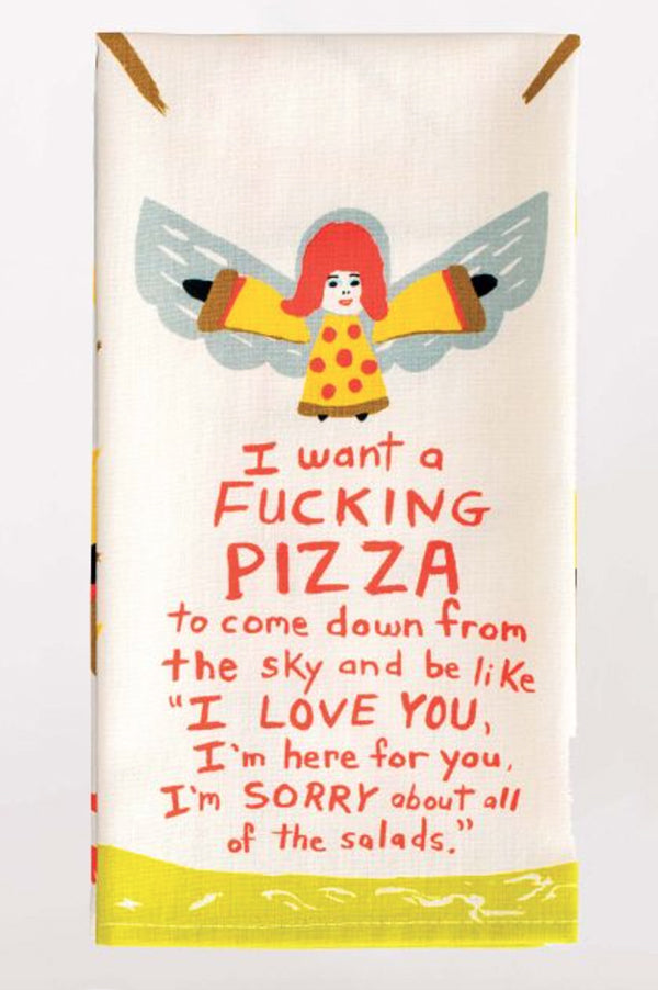 Dish Towel | Pizza