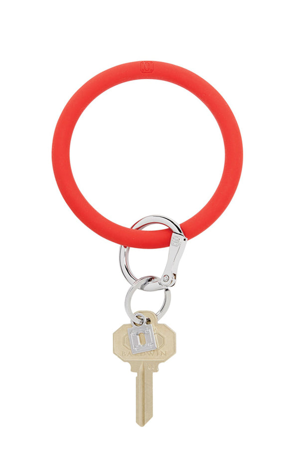 Silicone Key Ring | Cherry On Top