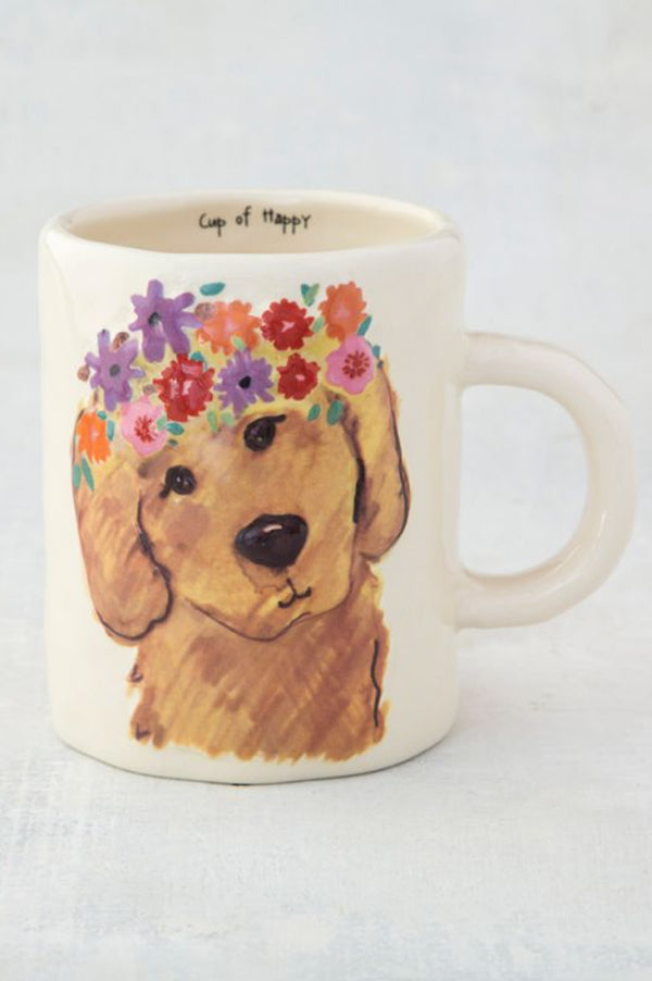 Embossed Mug | Retriever