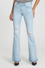 Rosie Flare Jeans | Maple