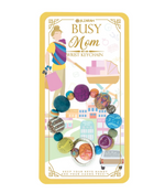Busy Mom Wrist Keychain