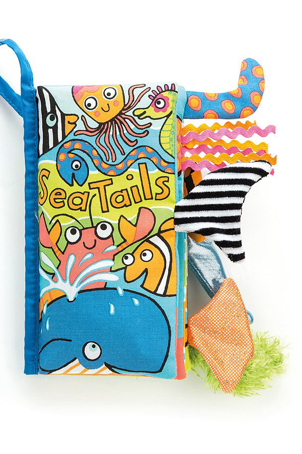 Soft Activity Book | Sea Tails