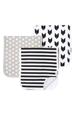 Burp Cloth Set of 3 | Shade