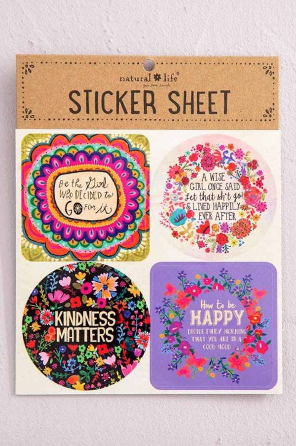 Sticker Sheets | Go For It