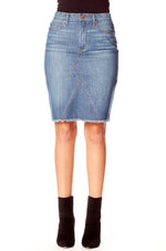 Sherry Denim Skirt | Warren