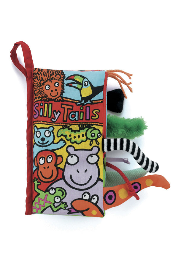 Soft Activity Book | Silly Tails