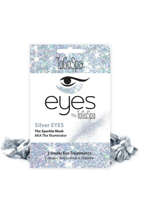 Under Eye Masks | Silver Eyes