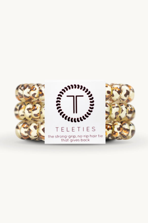Teleties | Leopard