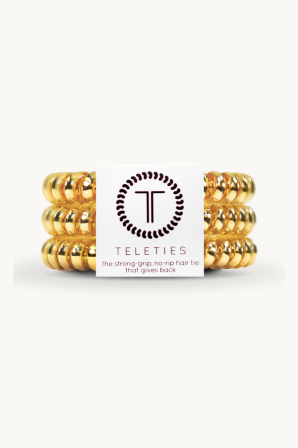 Teleties | Sunset Gold