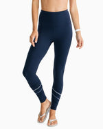 Ladies High Waisted Legging