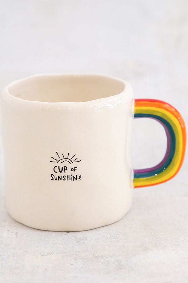 Rainbow Mug | Cup Of Sunshine