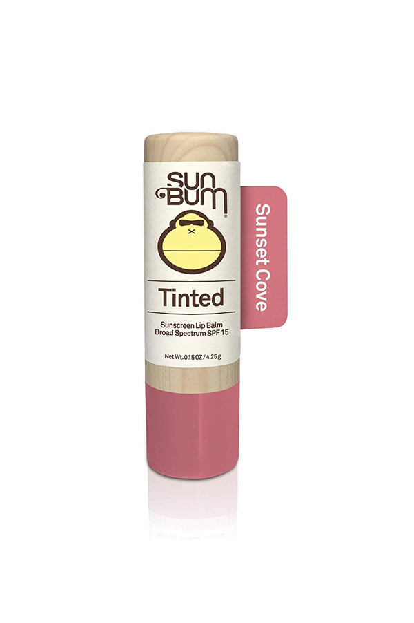 Tinted Lip Balm SPF 15