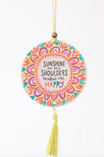 Air Freshener | Sunshine Makes Me Happy
