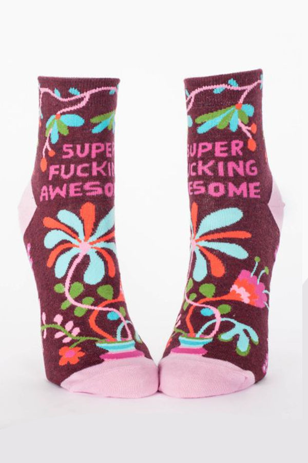 Ankle Socks | Super Awesome