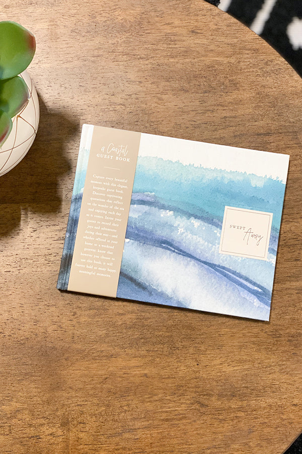 Swept Away Guest Book
