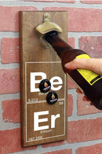 Magnetic Beer Bottle Opener | Periodic Elements