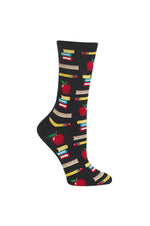 Women's Crew Socks | Teacher's Pet