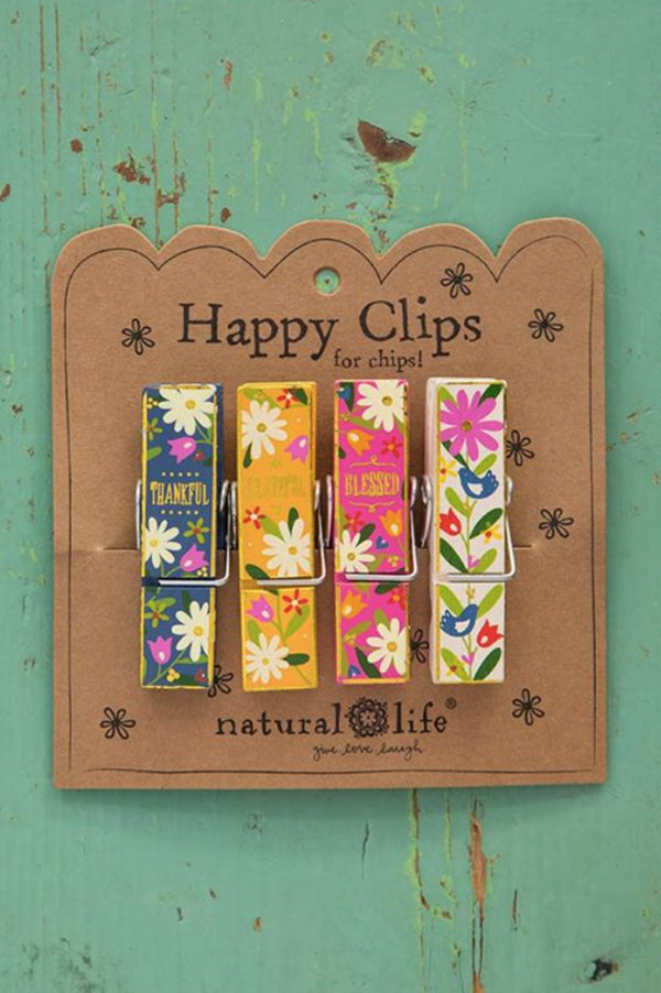 Happy Clips | Thankful, Grateful, Blessed