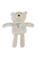 Poetic Threads Stuffed Bear | Boy