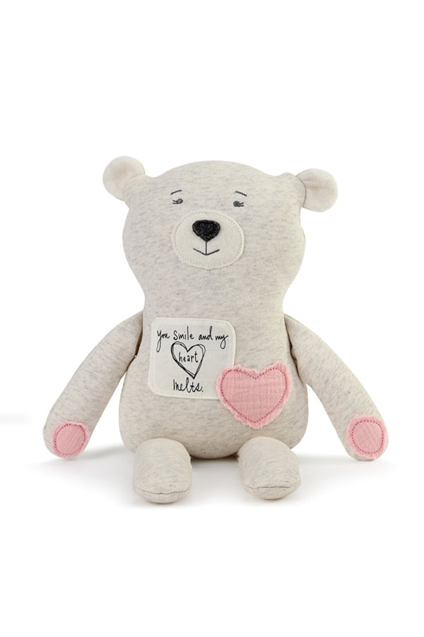 Poetic Threads Stuffed Bear | Girl