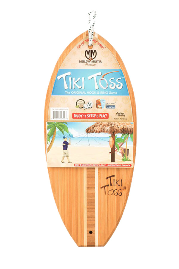 Tiki Toss | Surf Edition