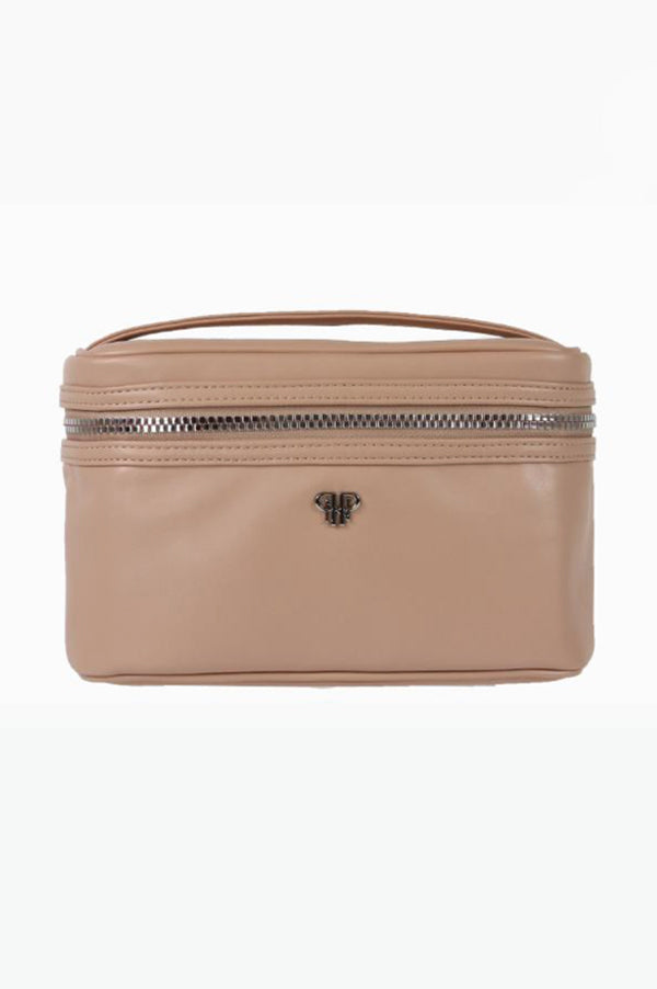 Getaway Train Case | Pale Pink