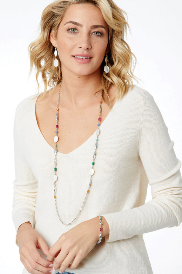 Barbados Tropic Long Necklace