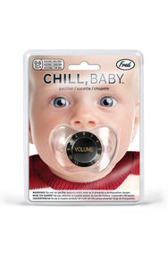 Chill Baby Pacifier | Volume Knob