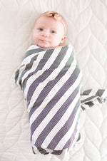 Knit Swaddle Blanket | Tribe