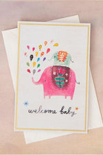 Greeting Card | Welcome Baby