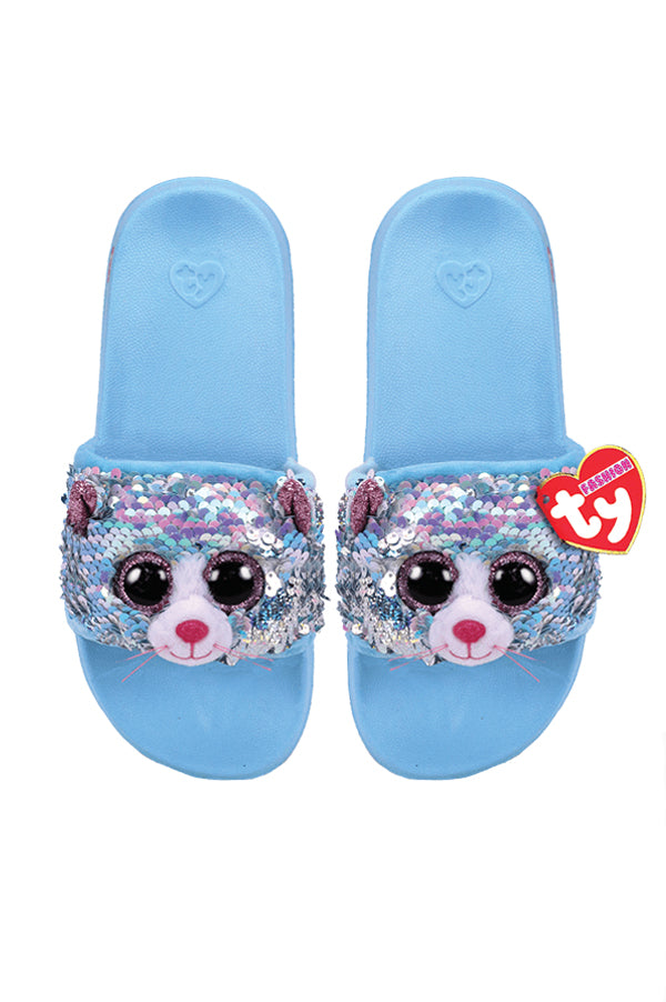 Reversible Sequin Slides | Whimsy Cat